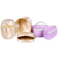 Луксозен комплект козметични чантички